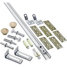 Bifold Closet Door Parts Shop Closet Door Hardware At Lowes