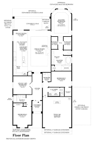 Plans Com Julington Lakes Heritage Collection The Mandigo Home Design
