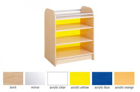 narrow partition wall cabinet acrylic clear