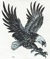 image result for eagle traditional tattoos