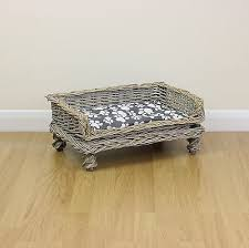 Shabby Chic Dog Bed by Raised Dog Beds Zeppy Io