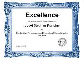 microsoft word certificate templates custom gift certificate