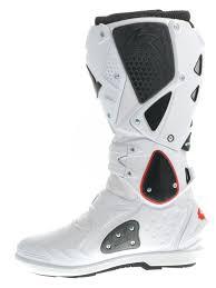 sidi motorcycle boots sidi white white crossfire 2 srs mx boot sidi freestylextreme
