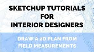sketchup tutorial kitchen sketchup 2d floor plan tutorial add interior walls creatif