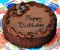 birthday cakes online truffle birthday cake delivery online mail order