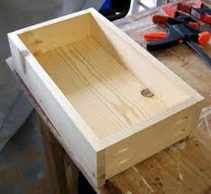 how to build base cabinets with kreg jig building drawers is a handy skill this drawer was