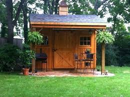 impressive surprising backyard sheds designs interior designing