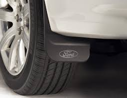 Ford Accessories Escape Splash Guards Molded Front Pair The Official Site For Ford