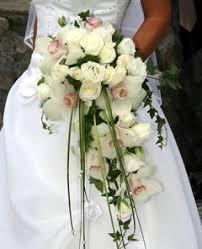 Wedding Bouquets Cascading Wedding Bouquets