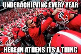 Georgia Bulldog Memes - best georgia football memes from the 2015 season