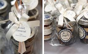wedding cake jars wedding favor ideas your guests will actually want inside weddings