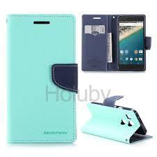 lg nexus 5x mercury goospery fancy diary series leather case for lg nexus 5x