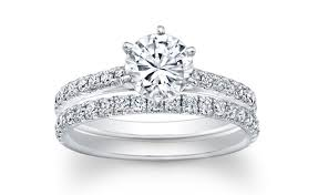 wedding set rings moissanitebridal excellent prices collection exclusive