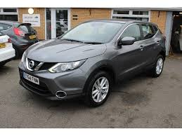 nissan qashqai 2015 grey used nissan juke suv 1 2 dig t acenta 5dr start stop in ipswich