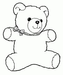 cute bear coloring pages getcoloringpages for baby bear coloring