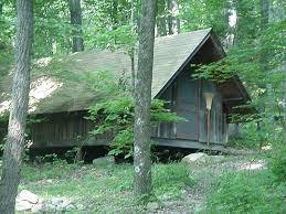 summer cabins and hogans rental facilities