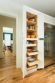 Amish Kitchen Furniture Amish Kitchen Pantry Cabinet Unfinished Furniture 12 Inch Wide