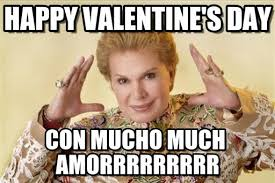 Happy Valentines Meme - walter mercado valentine happy valentine s day on memegen