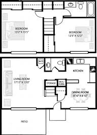 Large Apartment Floor Plans Bedroom Ideas Two Bedroom Apartments Notable Rent A One Bedroom