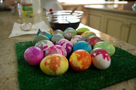 tie dye easter eggs let u0027s craft with modernmom youtube
