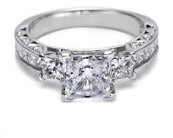 womens engagement rings tacori three engagement rings for women