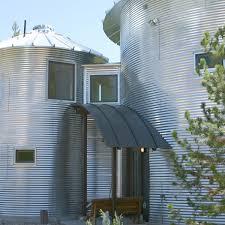 silo house plans silo house in utah grain silos rock
