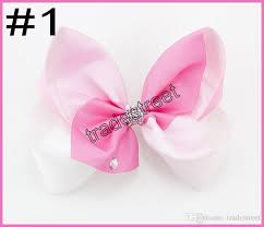 big hair bows 2017 newests 8 large ombre signature hair bows boutique big hair