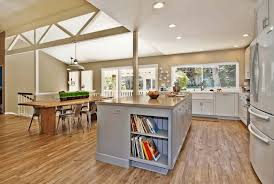 wood island kitchen open kitchen designs with island open kitchen designs with island e