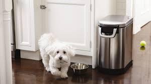 simplehuman simplehuman medium stainless steel pet food can