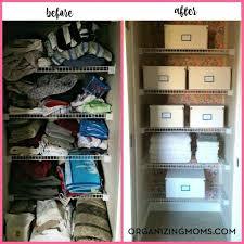realistic linen closet organization hometalk