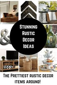 44 best rustic wooden home decor images on pinterest pallet wood