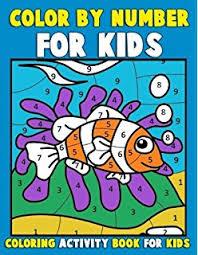 color number kids color number 1st grade marshall kids