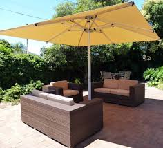 Giant Patio Umbrella by Nova Giant Centerpost Umbrella Residential And Commercial Patio