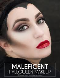 maleficent halloween makeup how to more com