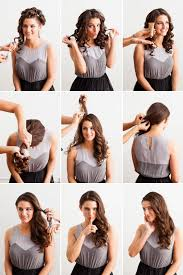 thanksgiving dinner hair tutorials step by step for every