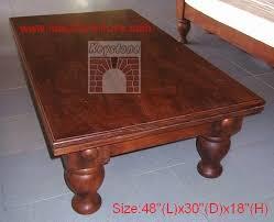 End Table Ls Ls Coffee Table 67 Leopard Lamu Furniture