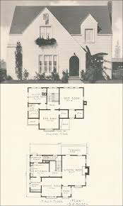 Antique House Plans Plan No 3031 From Southern Pine Homes 1890 1960 Tudor Revival