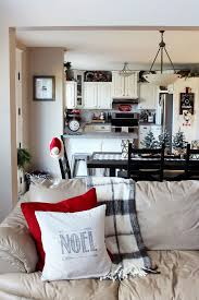 Christmas Home Tour  Clean And Scentsible - Fun family room