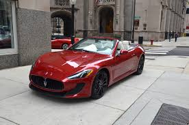 metallic maserati 2013 maserati granturismo convertible information and photos