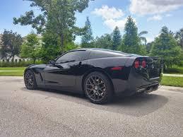 lexus tsw wheels get the power with this corvette wearing tsw wheels