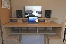 ikea stand desk stand up computer desk ikea expedit standing desk ikea hackers big