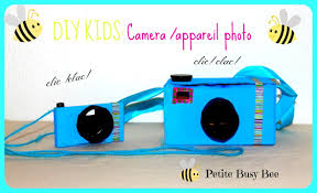 diy kids let u0027s make a camera out of a box aussi en français