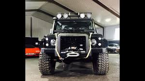 land rover spectre ultimate defender svx concept review spectre bowler youtube