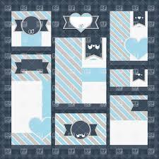 Download Invitation Card Design Minimalistic Wedding Invitation Card Design Vector Image 37751