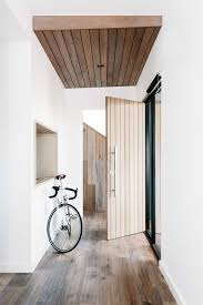 entrance ideas to make a good first impression entry timber panels