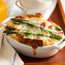 egg strata casserole overnight egg cheese strata recipe epicurious com