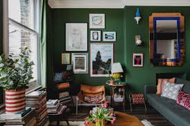 london flat goes all in on color and whimsical decor curbed
