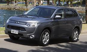 australian 2014 mitsubishi outlander updates surface