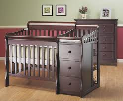 Storkcraft Portofino Convertible Crib And Changer Combo Espresso by Sorelle Tuscany Crib Sorelle Tuscany 4 In 1 Convertible Crib