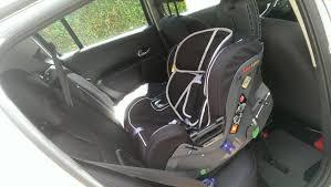siège auto 2 groupe 0 1 klippan avis